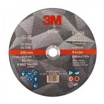 3M™ Silver  Ø230*2,0mm
