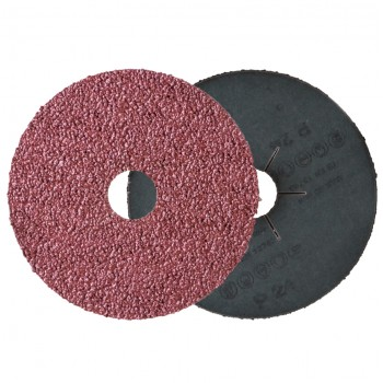 Al. Ox. Fibre Disc Ø125mm P80