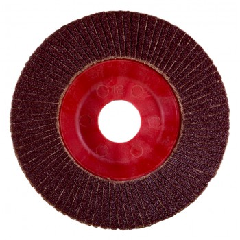 Aluminum Oxide Flap Disc Flat Ø115mm