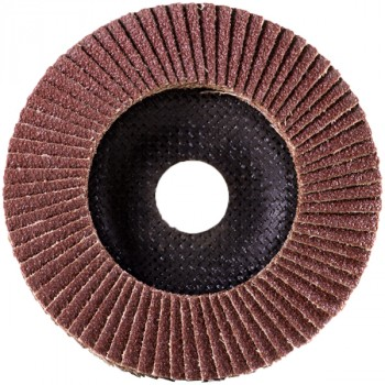 Aluminum Oxide Flap Disc Conical Ø125mm
