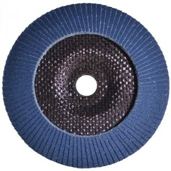 Zirconium Flap Disc Flat Ø125mm