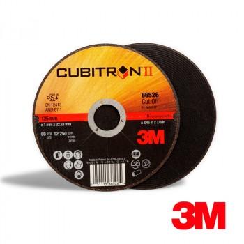 3M™ Cubitron™ II Cut-off Wheel Ø125*2,5*22mm