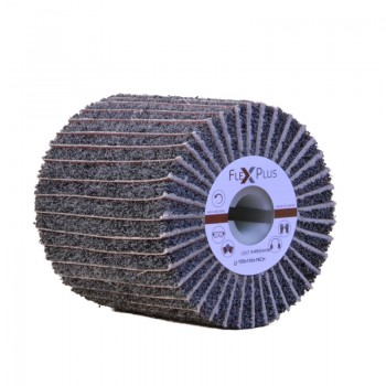 Combi FLAP Brush 100x100x19mm S-MED+P100