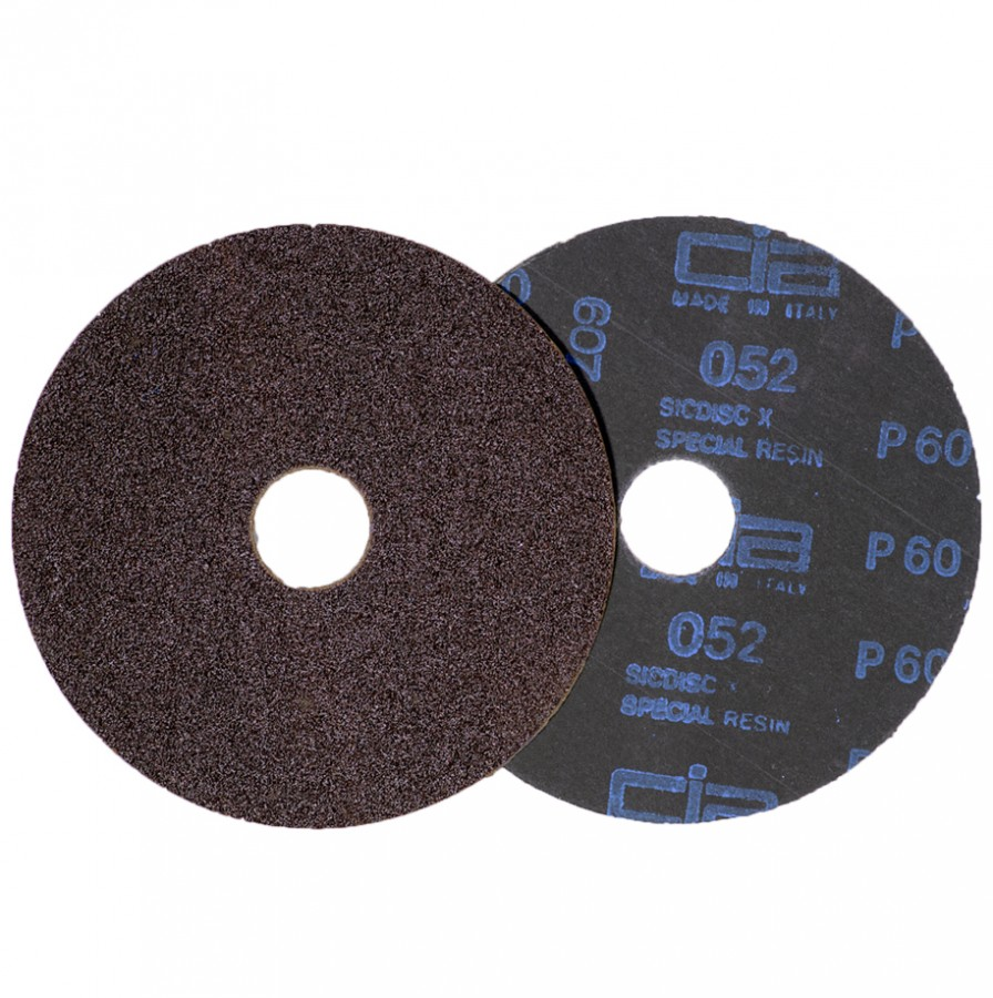 CIA SiC Fibre Discs Ø125mm