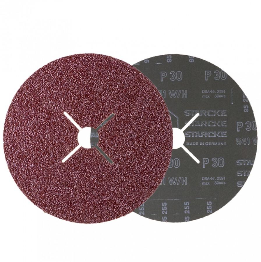 STARCKE 541 W/H Fibre Disc Ø180mm