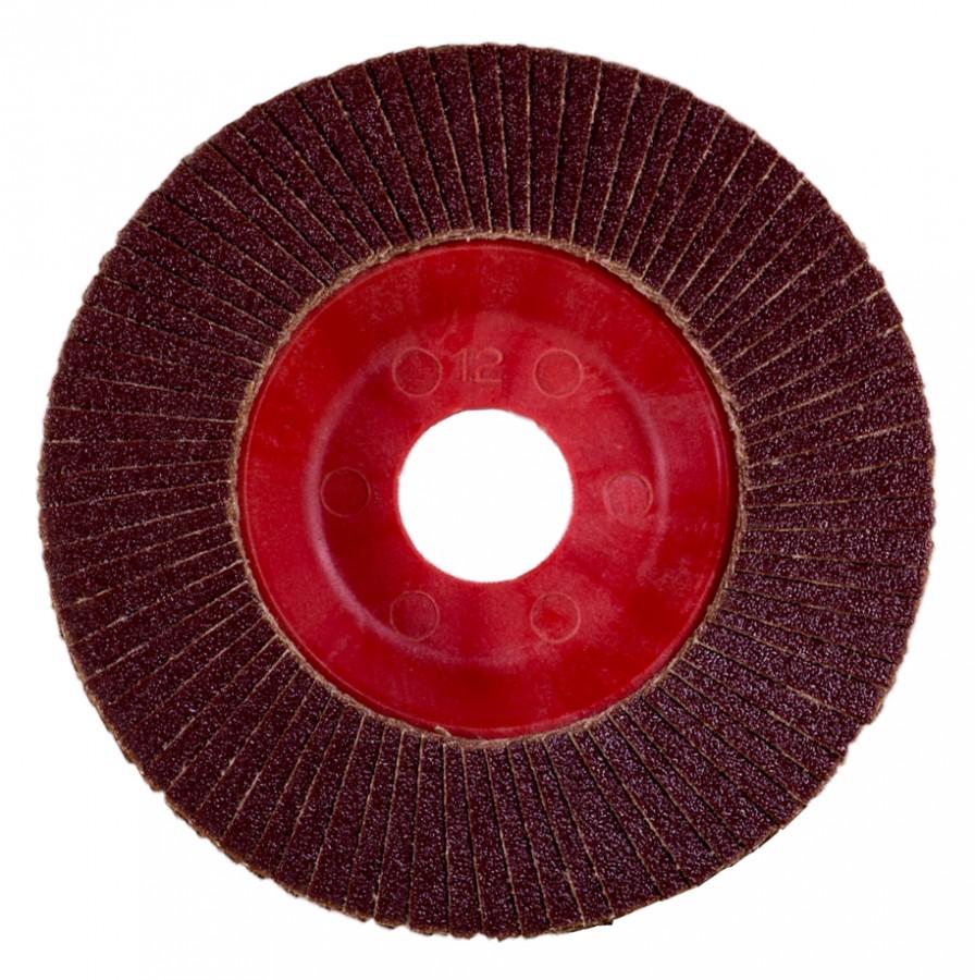 Aluminum Oxide Flap Disc Flat Ø115mm