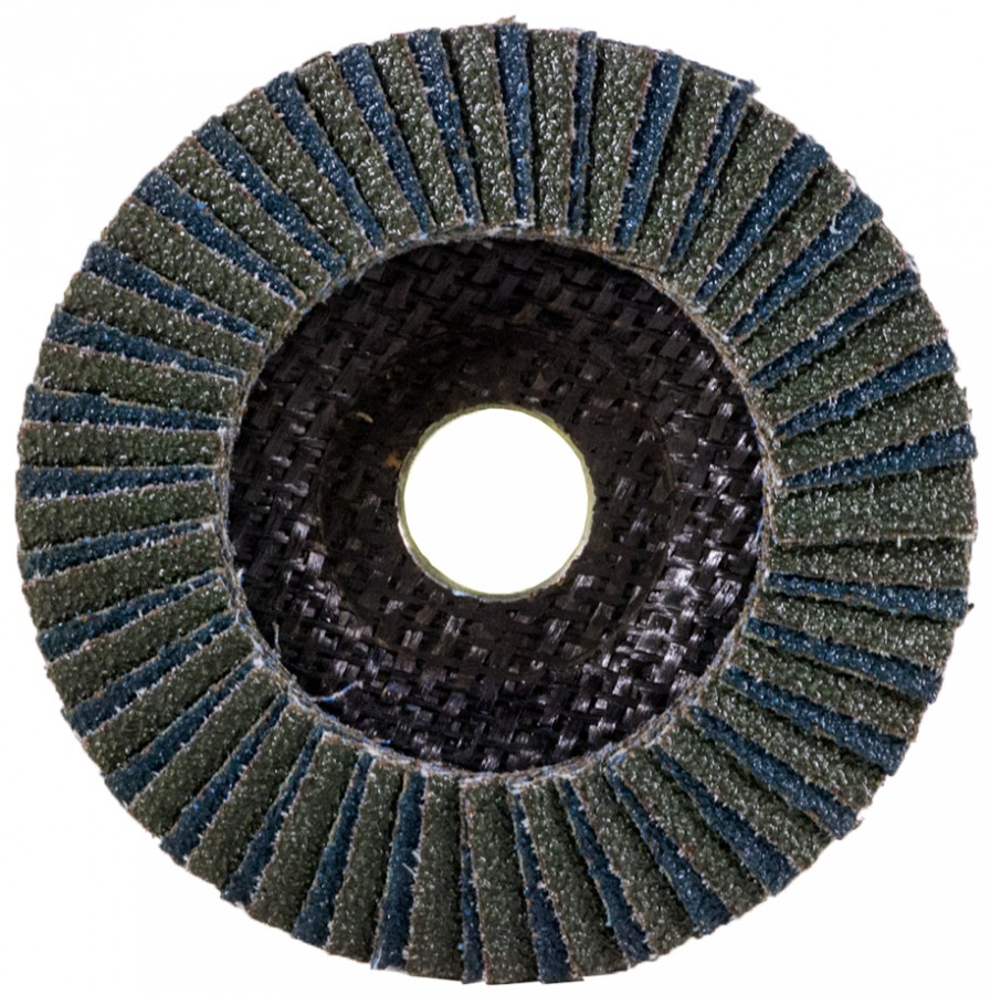 Combi Zirconium Flap Disc Conical Ø115mm P60
