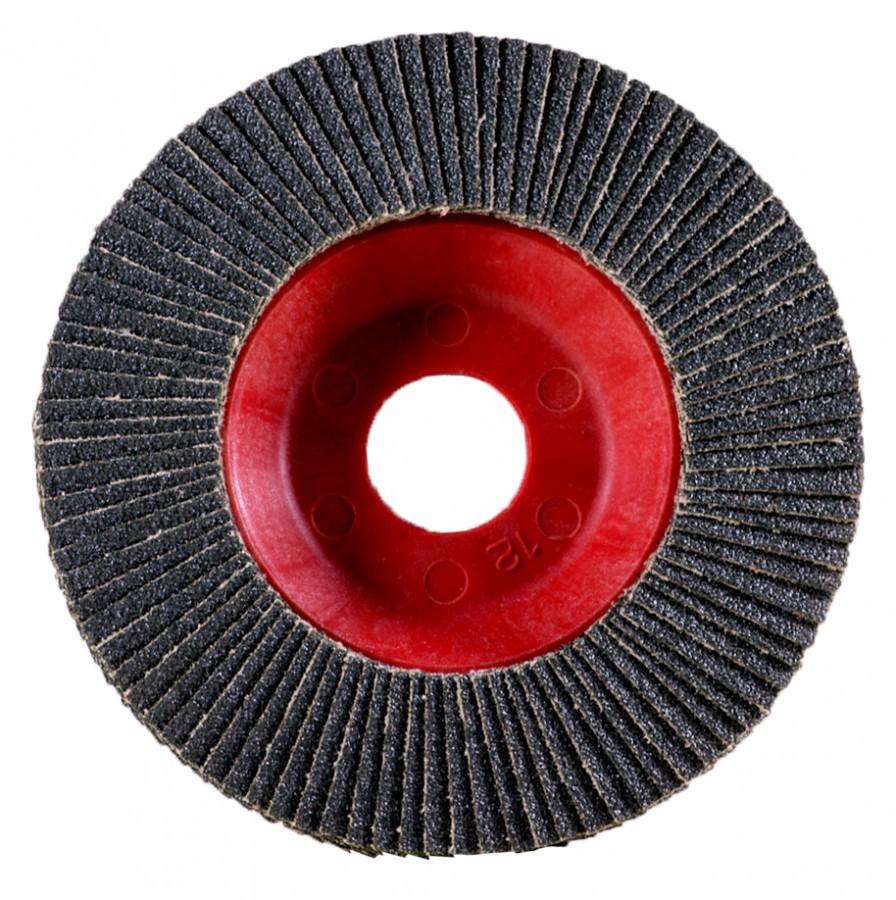 Zirconium Flap Disc Flat Ø115mm