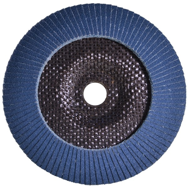 Zirconium Flap Disc Conical Ø125mm