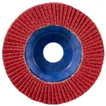 Ceramic Flap Disc Flat Ø115mm