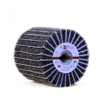 Combi FLAP Brush 100x100x19mm S-MED+P80