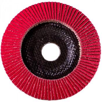 Fächerscheiben Keramik Konisch Ø115x22mm K80