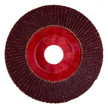 Fächerscheiben Al.Ox. Flach Ø115x22mm
