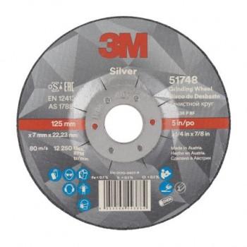 3M™ Silver Schruppscheibe Ø125x7,0