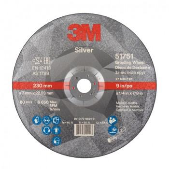 3M™ Silver Schruppscheibe Ø230x7,0 mm