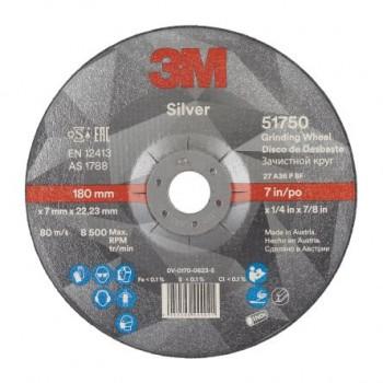 3M™ Silver Schruppscheibe Ø178x7,0mm