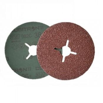3M™ Cubitron™ II Fibre Disc 982C Ø115 P60